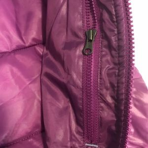 Lands' End Jackets & Coats - Lands End Vest with Flower Embroidery M 10-12